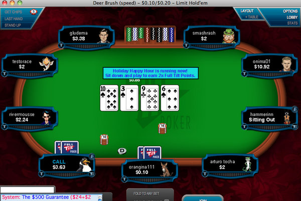 choices of online casino games
