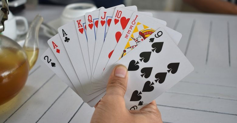 Playing Rummy Games Online
